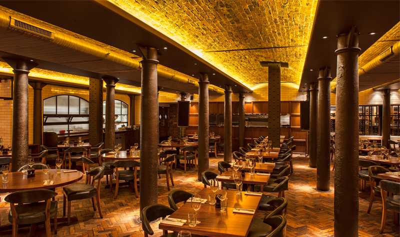 Hawksmoor Restaurant London England
